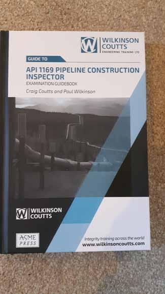 API 1169 Exam Coursebook