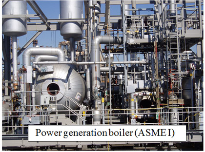 Power Generation Boiler
