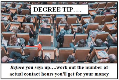 Degree Tip