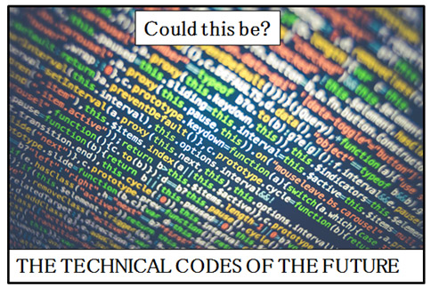 Technical codes of the future
