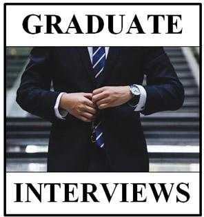 Graduate interviews
